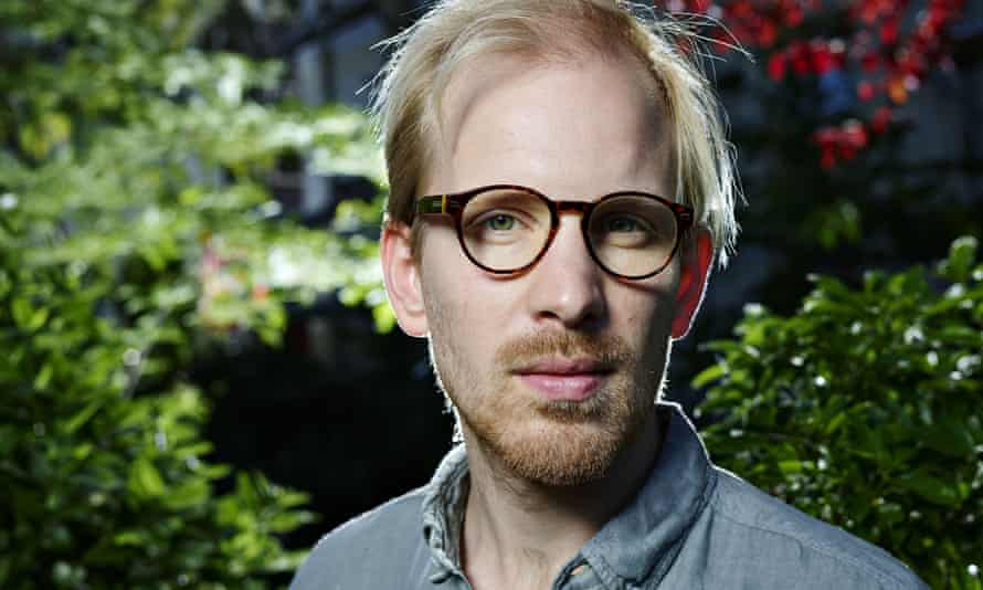 'People often say that I followed in the footsteps of my father, a priest – that I'm just a secular version' … Rutger Bregman
