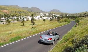 Valley of 1,000 Palms, Hiera, Lanzarote, Canary Islands