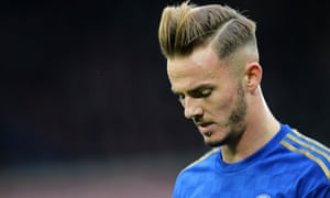 Leicester's James Maddison
