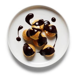Felicity Cloake's perfect profiteroles.