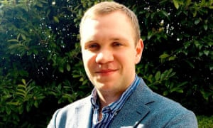 British student Matthew Hedges, who has been jailed by the UAE government on grounds of spying for the British government, at his home in Exeter.