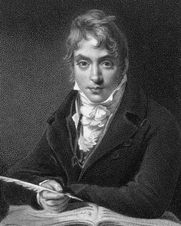 Reverend Thomas Frognall Dibdin (1776-1847).