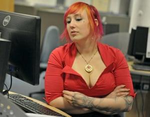 Zoe Quinn, founder of Crash Override Network