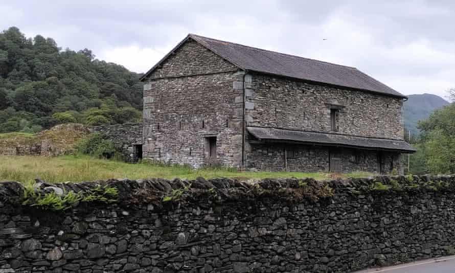 Miss Jackson's Barn, near Ambleside, Cumbria