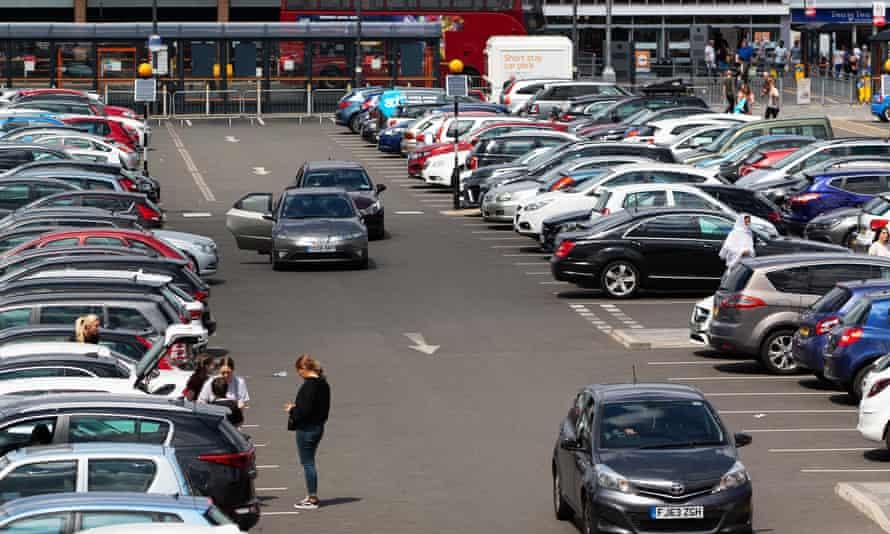 A Dudley carpark