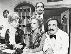 Andrew Sachs in Fawlty Towers