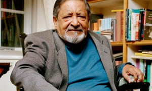 VS Naipaul.