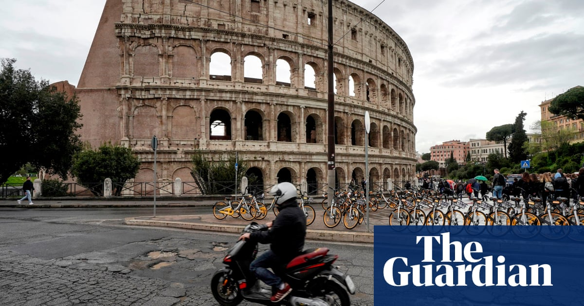 Filling a gap: the clandestine gang fixing Rome illegally