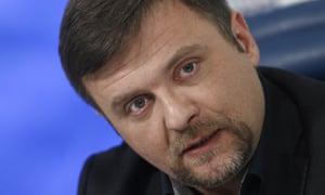 Mateusz Piskorski, the leader of Zmiana
