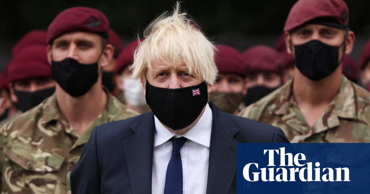 Boris Johnson to tell MPs he will 'do right by' UK Afghanistan veterans