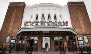 The Everyman Cinema in Barnet, north London