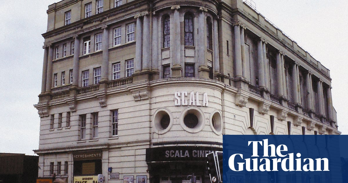The Scala: London's cinema temple to the offbeat and bizarre – in pictures | Film | The Guardian