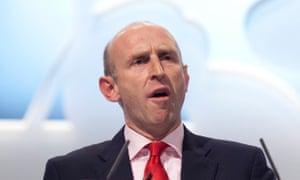 John Healey in 2011
