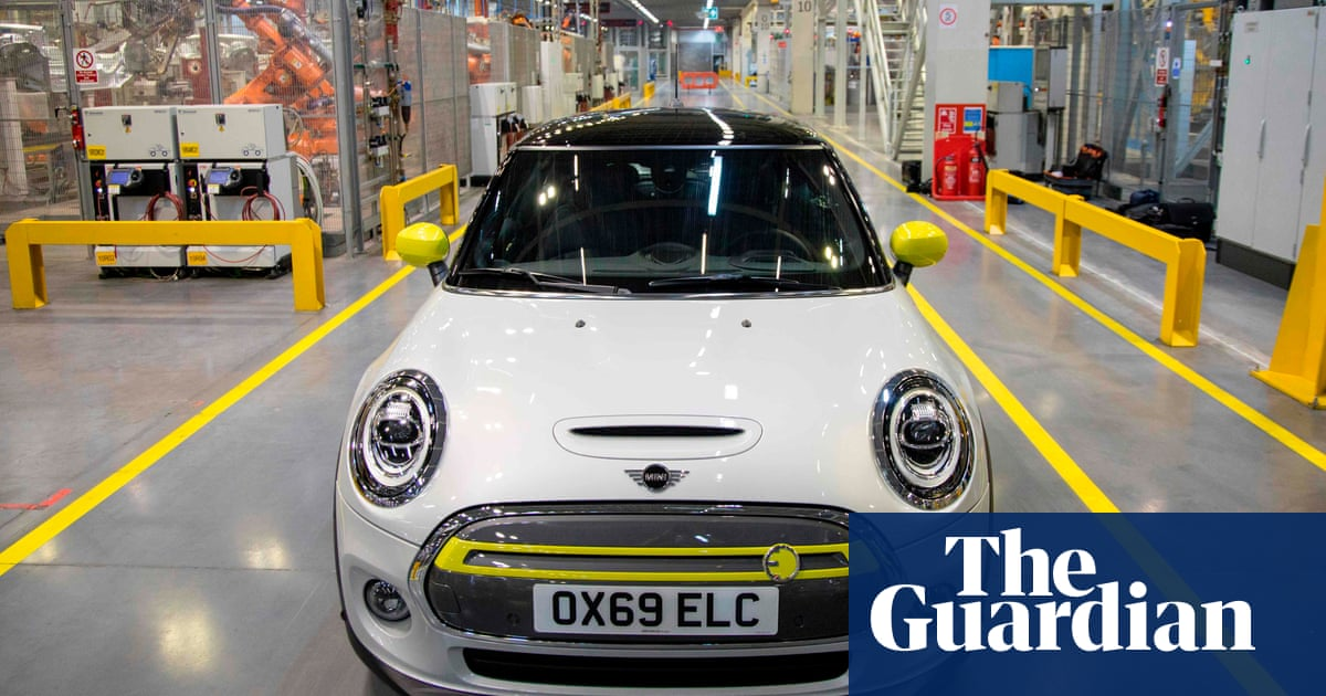 Fears UK car industry may never recover as production lines close