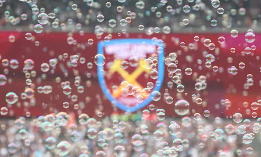 The struggling club's latest accounts warn West Ham's financial bubble is likely to burst if they are relegated from the Premier League.