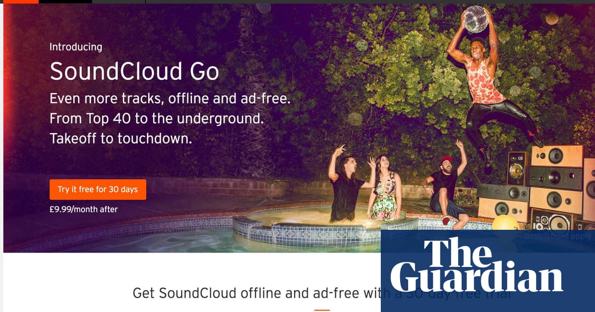 SoundCloud to introduce advertising and subscriptions in UK