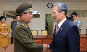 DMZ  history: talks in August 2015
