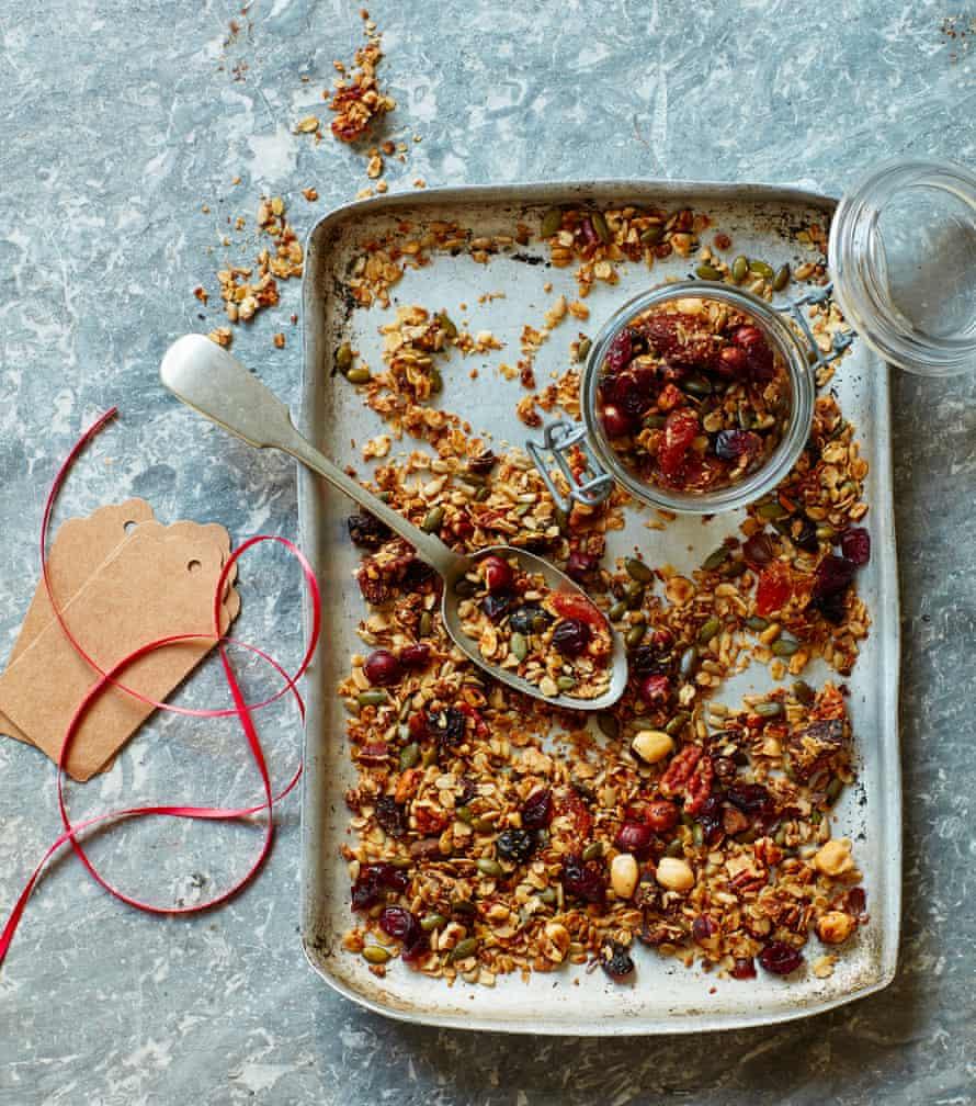 Thomasina Miers' Christmas granola.