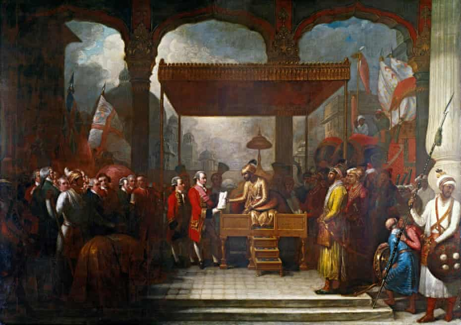 The East India Company The Original Corporate Raiders India The Guardian