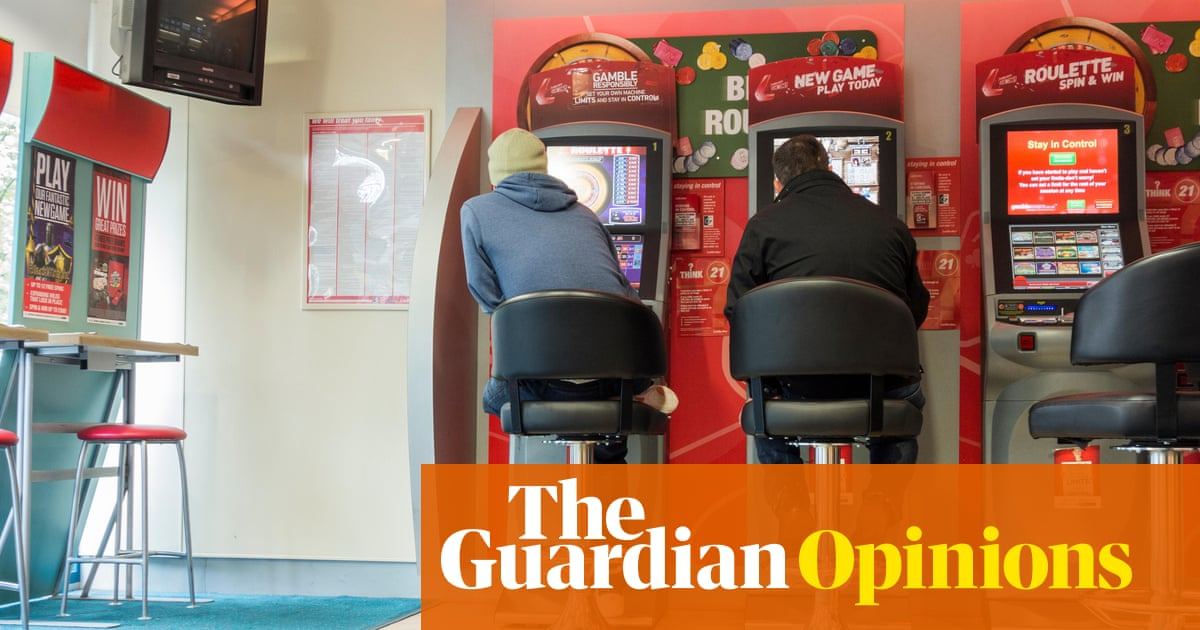 The Guardian view on the future of gambling: harms must be faced