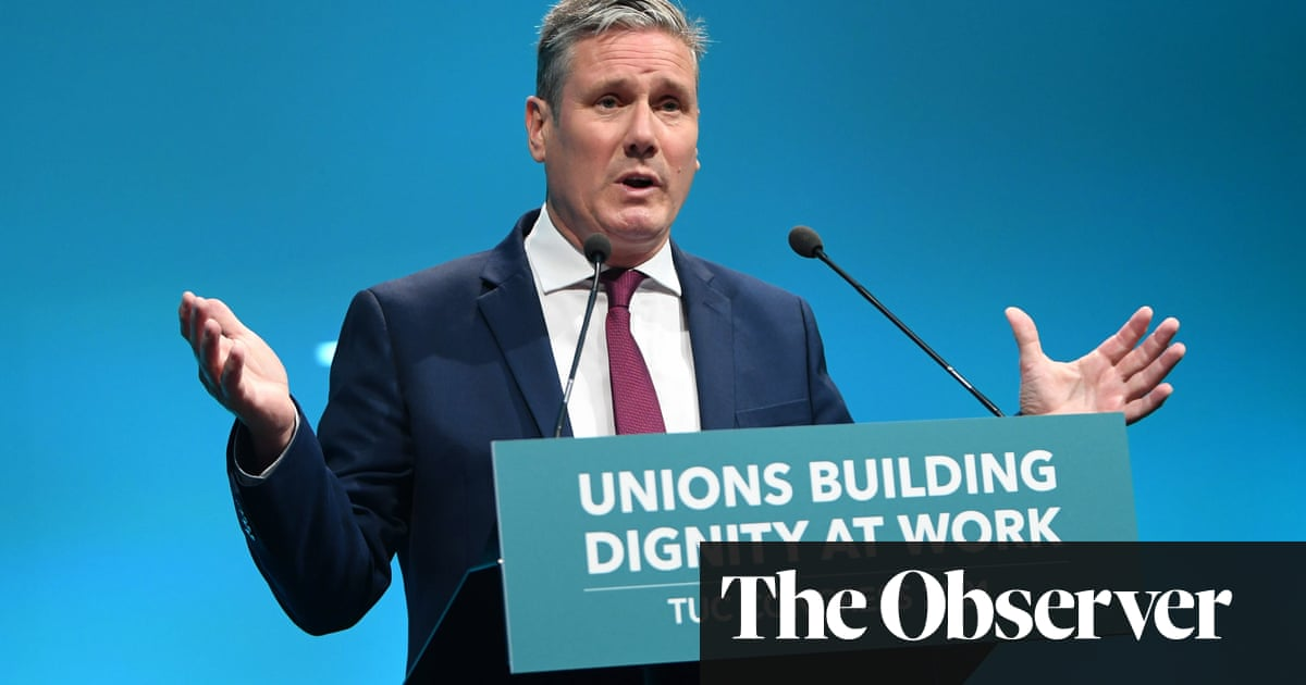 Starmer 'must win over soft Tory voters for election success'