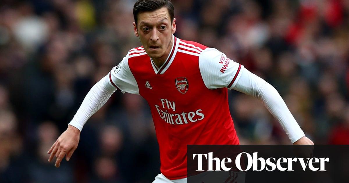 Mesut Özil poised to join Fenerbahçe as agreement on ending Arsenal deal nears