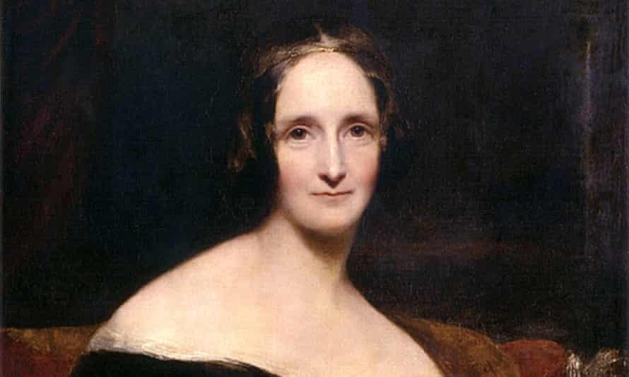 'I was so ready to give myself away' … Mary Shelley.