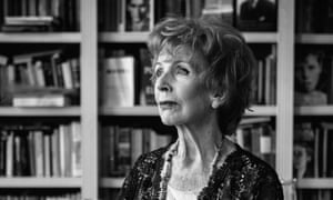 'Writing is my life... it's my breathing': Edna O'Brien at home in London, 2019