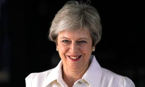 Theresa May said she wanted voters who thought of themselves as Labour supports to look at her government afresh.
