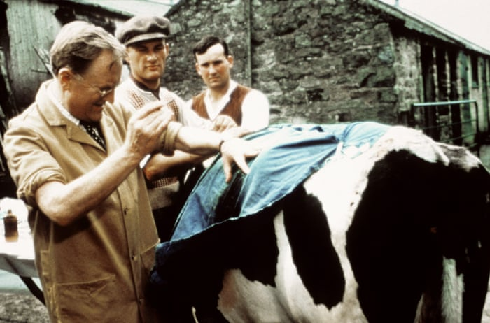 all creatures great and small the classic memoirs of a yorkshire country vet
