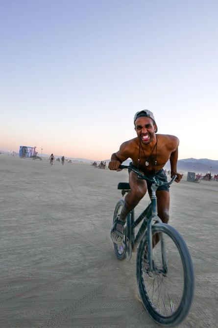 James Vanié Burning Man 2015