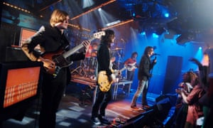 The Strokes – New York's finest – in January 2006.