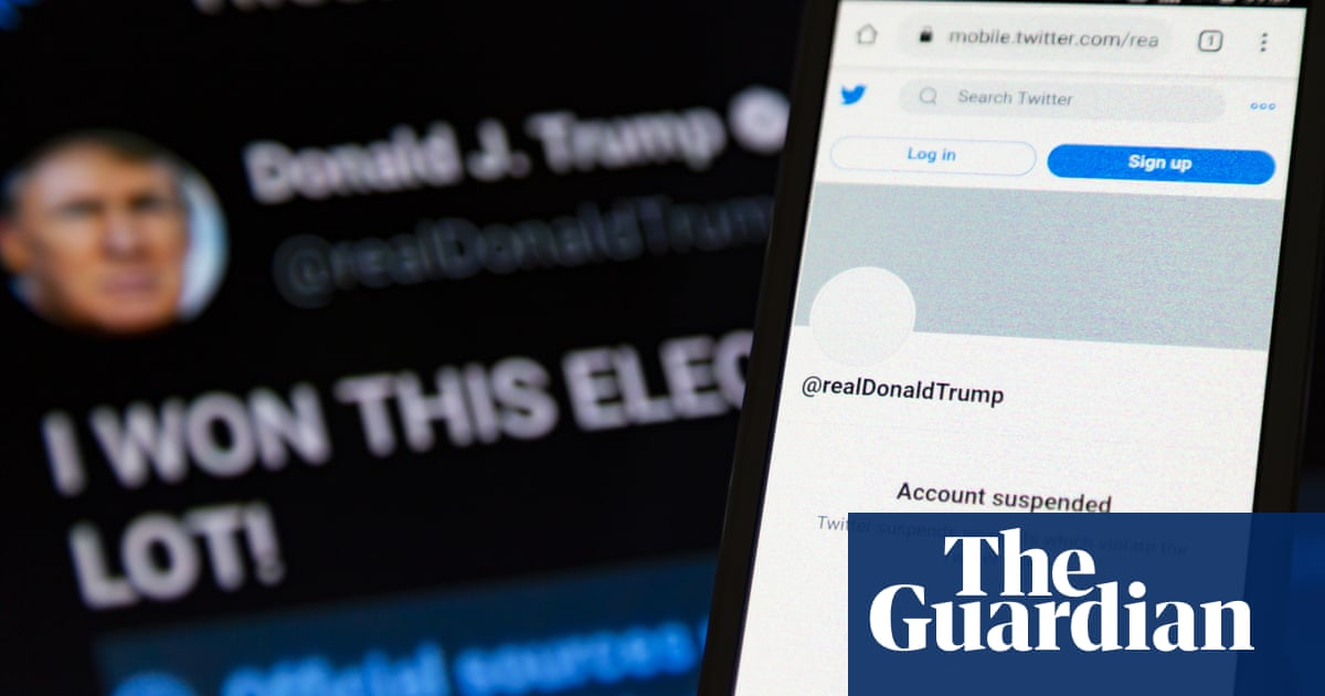 Opinion divided over Trumps ban from social media