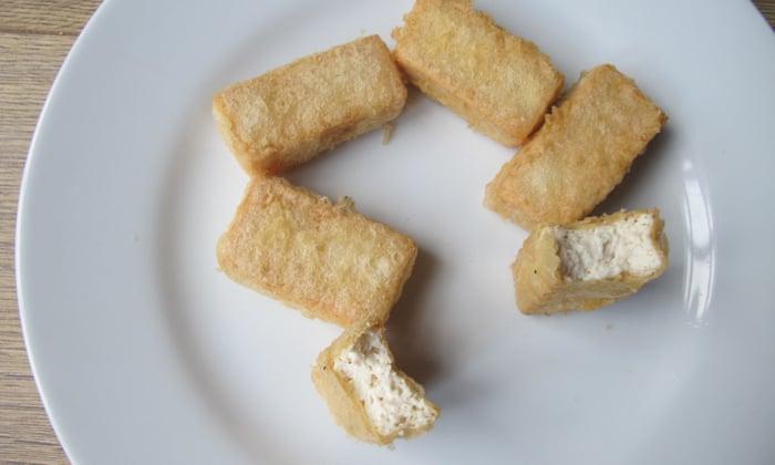 How to make the perfect crispy fried tofu | Food | The Guardian