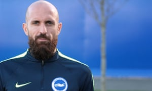 Brighton's captain, Bruno, has taken to the south coast club since arriving on a free transfer and the city has taken to him if the evidence of a North Laine mural is to be believed.