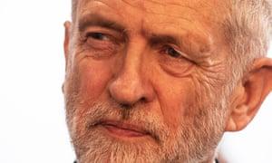 Jeremy Corbyn: 'He has many obvious limitations.'