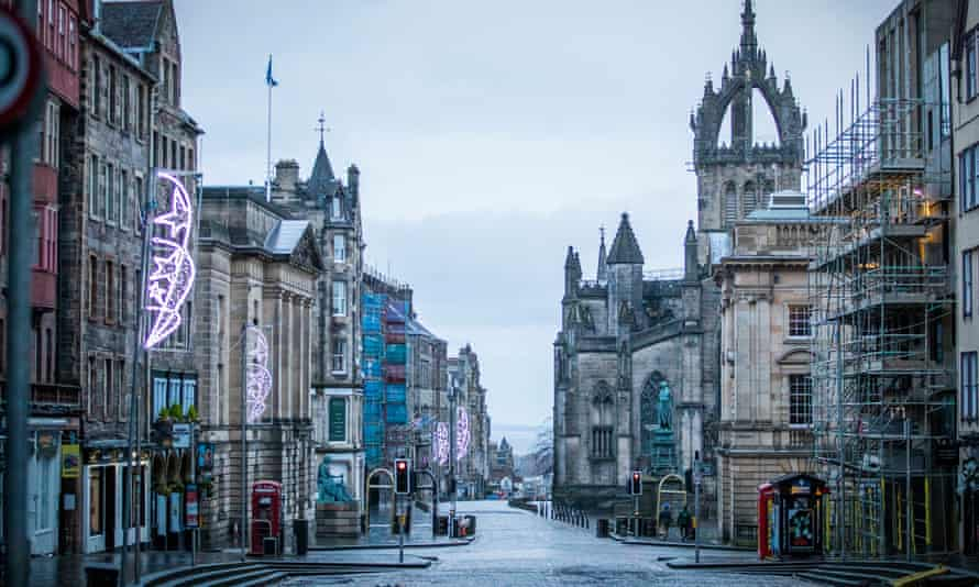 'Edinburgh will still be the home to the biggest arts festival in the world, but for now we're just going to have to put the city's public health first'.