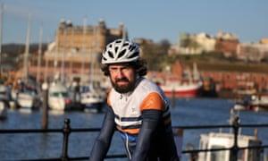 Deaf cyclist Shane Prendergast