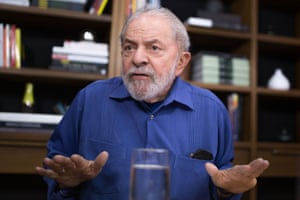 "The former president of Brazil was adamant: ""The Worker's party is preparing to come back and govern this country!"""