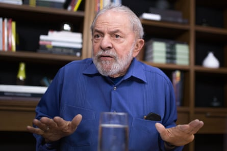 """The former president of Brazil was adamant: """"The Worker's party is preparing to come back and govern this country!"""""""