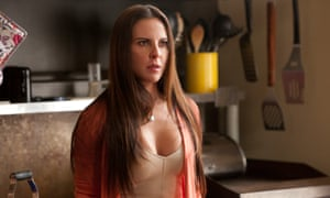 Kate del Castillo, pictured in No Good Deed, played a drug baron's girlfriend turned cartel boss in Reina del Pacífico. Joaquín 'El Chapo' Guzmán subsequently sent her flowers and exchanged BBM messages.