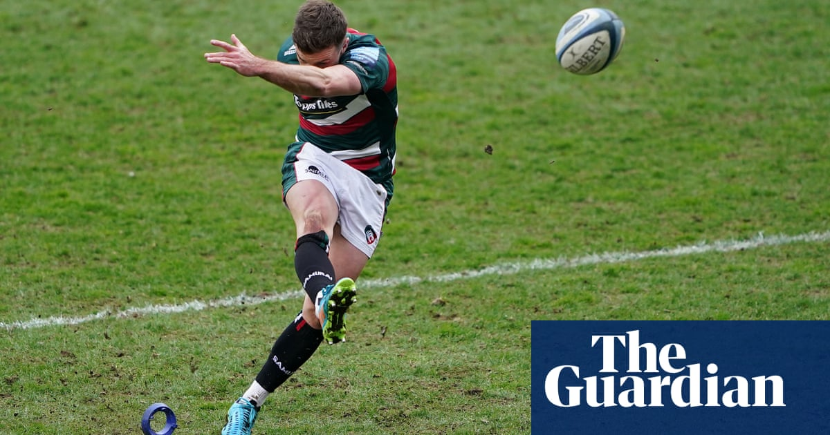 George Ford's imperious kicking display helps Leicester to defeat Newcastle
