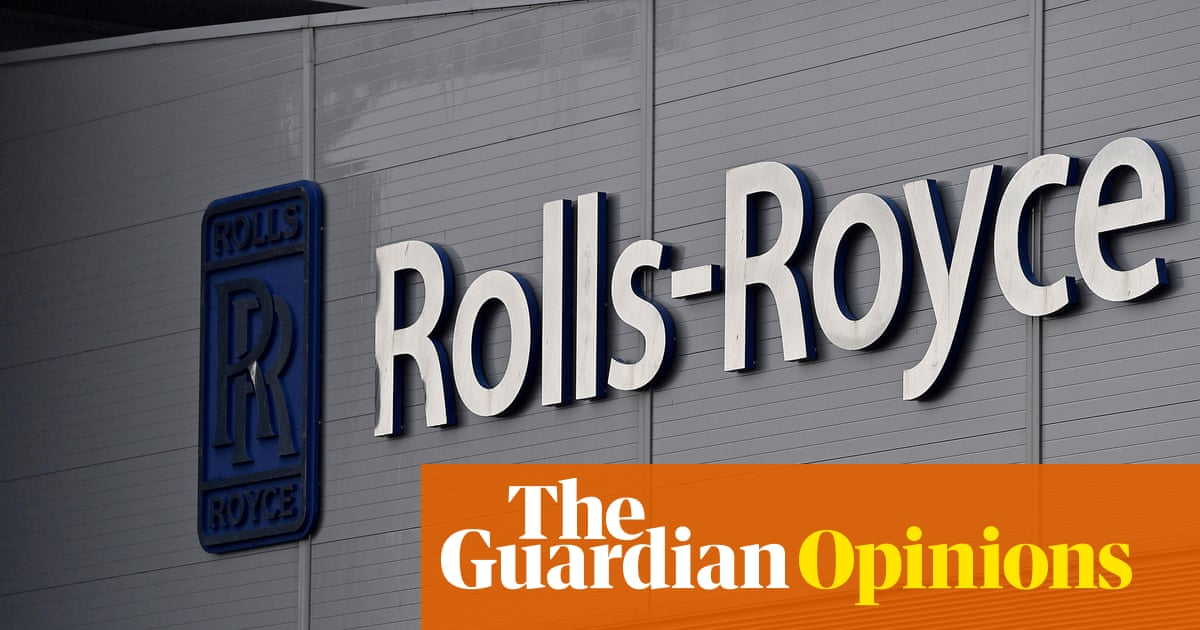Major shareholder's Rolls-Royce grumble could rumble on