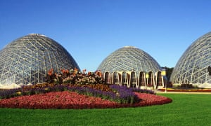 Milwaukee's Mitchell Domes are under threat from the Republican party.