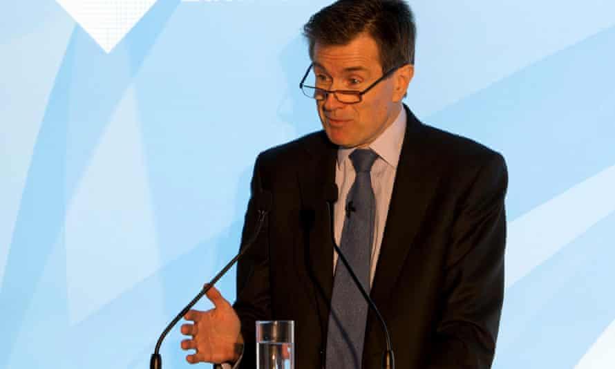 Sir John Sawers, formerly head of MI6, now runs Macro Advisory Partners