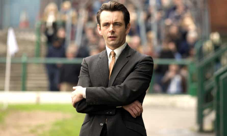 Leeds much to be desired ... Michael Sheen as Brian Clough in The Damned United.