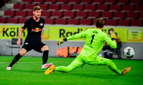 Chelsea set to beat Liverpool to £53m signing of RB Leipzig's Timo Werner