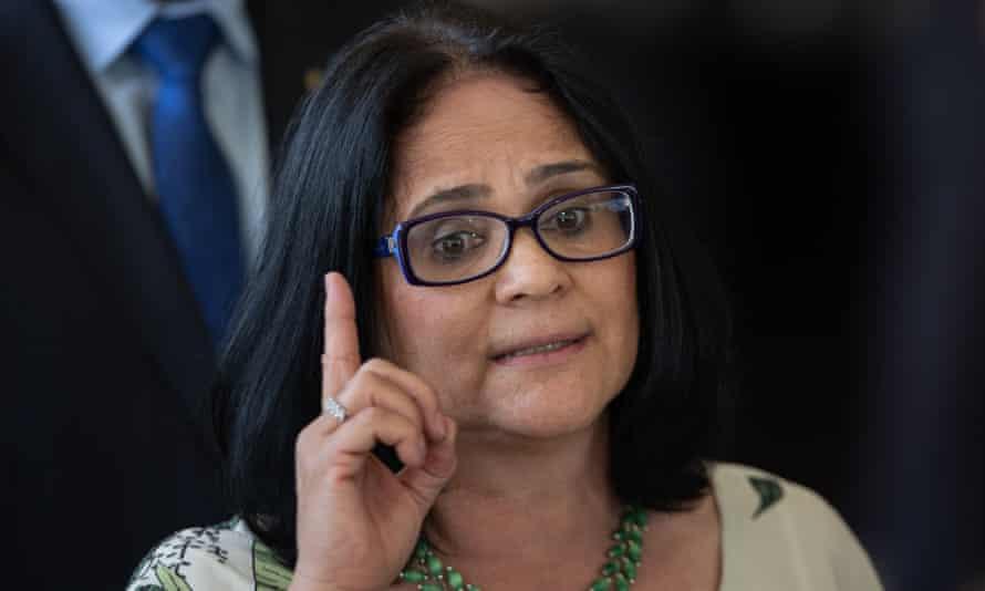 Damares Alves, Brazil's new human rights minister