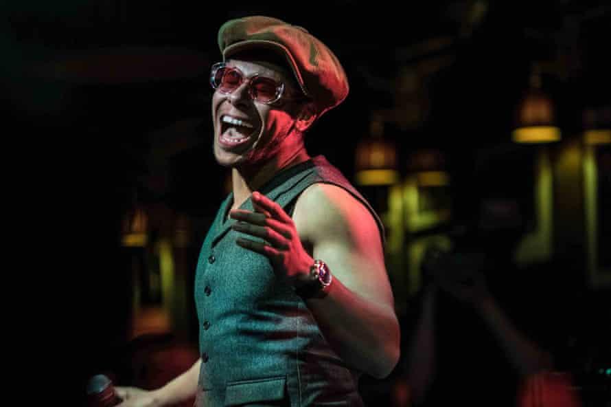 Reuben James performing at Ronnie Scott's, May 2021.