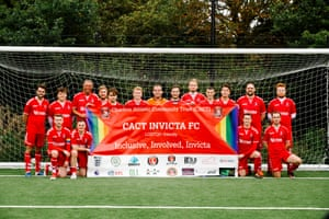 Making teams such as Invicta part of a Football League club is a proactive way of creating a more inclusive atmosphere around football
